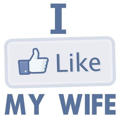 i like my wife